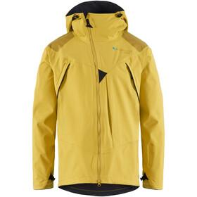 Klättermusen Jolner Jacket Men dusty yellow